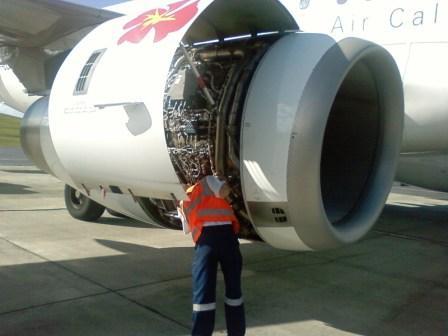 Empleo mantenimiento aeronáutico